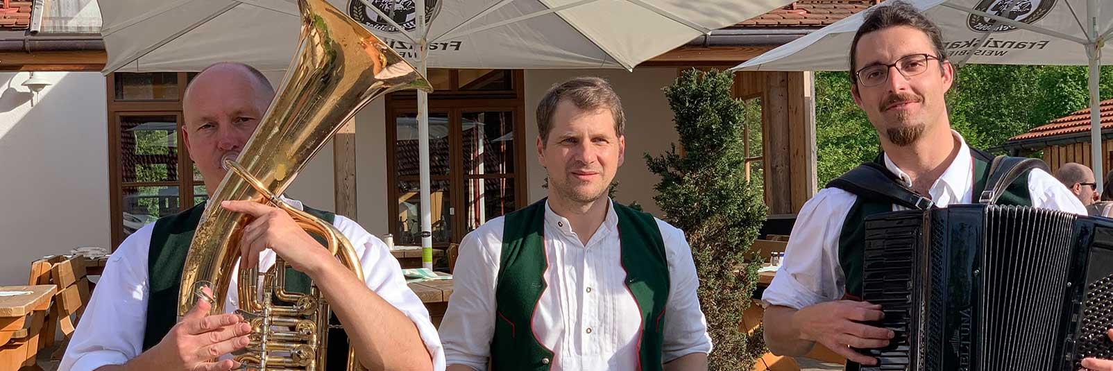 Auf bayerischen Abenden mit der BoarischGang