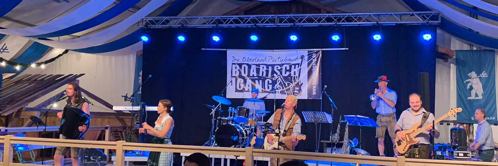 Oktoberfestband BoarischGäng