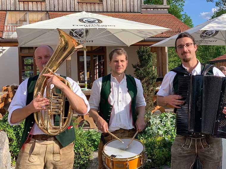 Der Hochzeitsband/Partyband BoarischGang