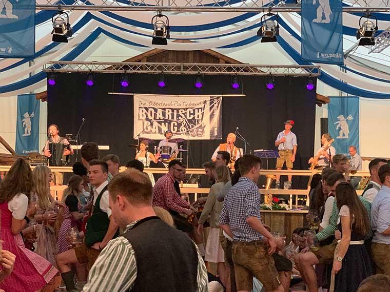 BoarischGäng: Wir sorgen für Stimmung auf Volksfesten
