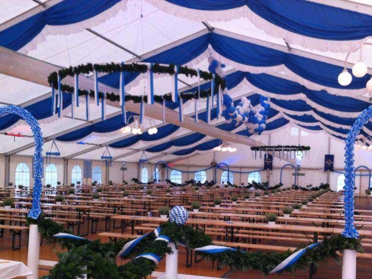 Musik für Volksfeste von der bayerische Partyband